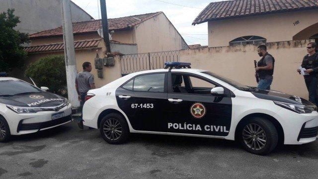 Polícia Civil cumpre 80 mandados de busca e apreensão contra pedofilia virtual no Rio