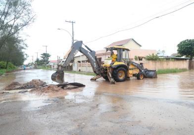 Prefeitura de SFI divulga balanço das ações das chuvas