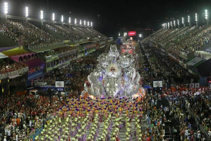 Viradouro é a grande campeã do Carnaval do Rio