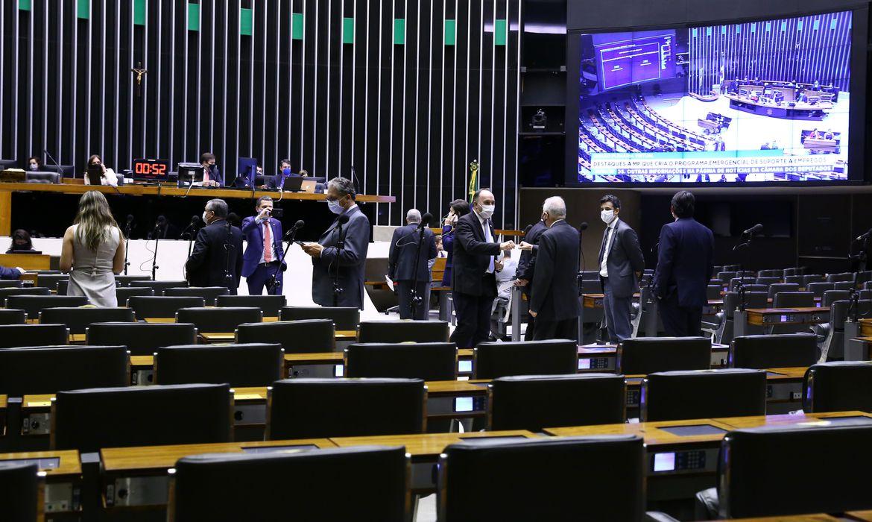 Câmara aprova socorro de R$ 1,6 bi ao esporte e auxílio emergencial para atletas