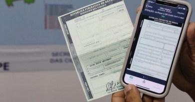 CRLV digital já está disponível em todo o Brasil