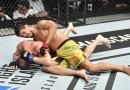 Leo Santos resiste a golpes ilegais, vence e mantém invencibilidade no UFC