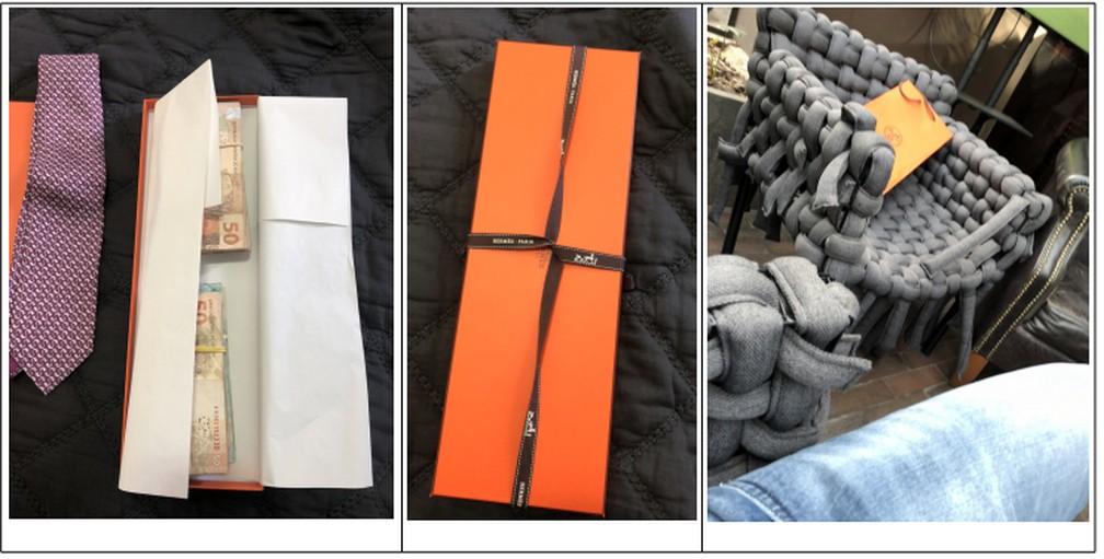 Propina paga a alvo de operação da Lava Jato RJ foi escondida em caixa de gravata, segundo MPF