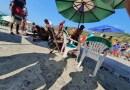 Tiroteio deixa um morto e 5 banhistas baleados na Prainha, em Arraial do Cabo