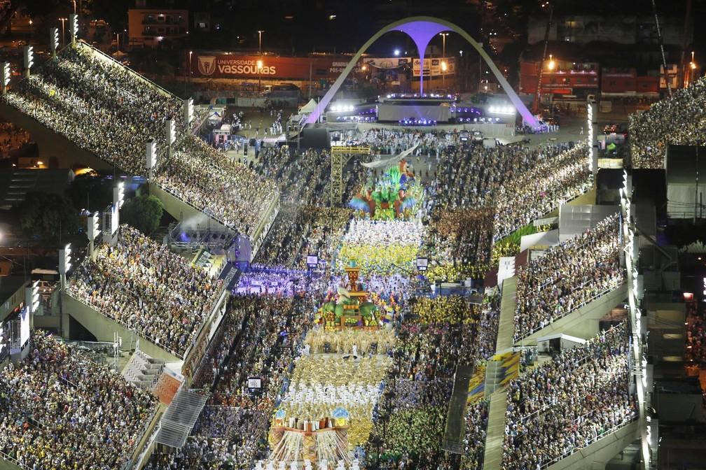 Liesa decide adiar desfiles das escolas de samba do Rio de Janeiro em 2021