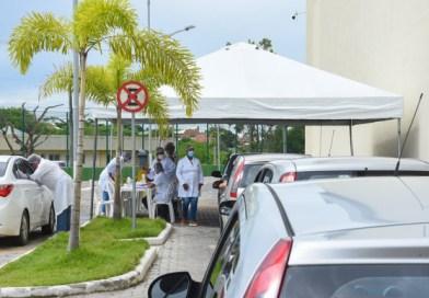 Covid-19: Mulheres com 59 anos ou mais recebem vacina nesta quinta-feira (6), em Campos