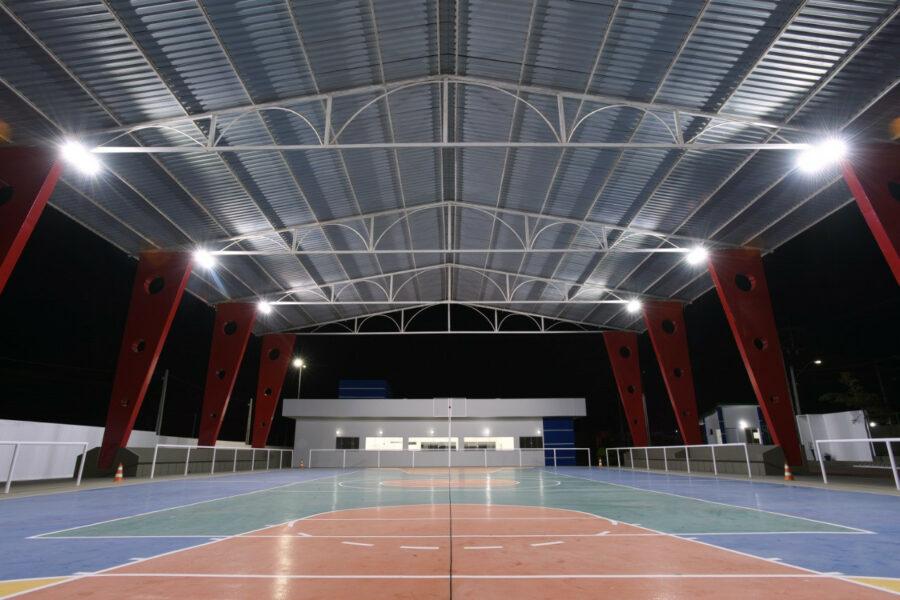 Vila Olímpica de Travessão será devolvida à comunidade nesta quinta-feira
