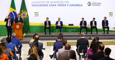 Governo lança parceria com estados no Programa Casa Verde e Amarela