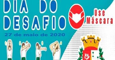 Em Taquaritinga (SP): Esporte convida população a gravar e publicar vídeos no 'Dia Mundial do Desafio'