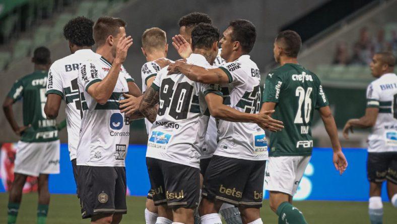 Palmeiras x Coritiba: coragem e jogo ofensivo levam Coxa à vitória