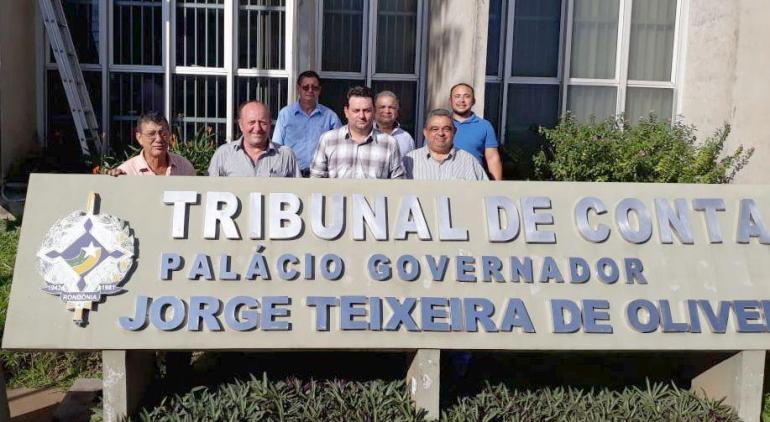 PORTO VELHO: ADJORI protocolo requerimento na Minha Agência, Ministério Público e Tribunal de Contas