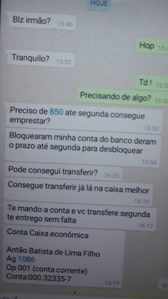 Jaru: Golpe inovador pela OLX raqueia Whatsapp de vítima apenas com um click