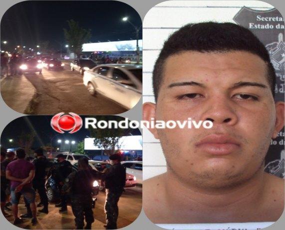 Assaltante é morto após manter família refém em Porto Velho