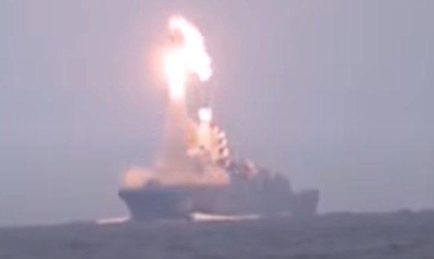 Ρωσία: Επιτυχημένη η δοκιμή του υπερόπλου Zircon (βίντεο)