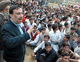Amitabh Mattoo, Vice-Chancellor of Jammu University