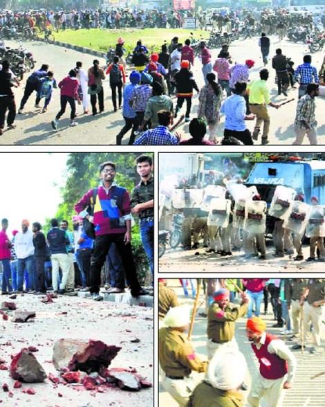 punjabi-university-violence