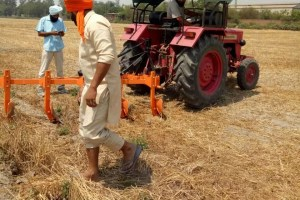 Punjab Pollution Control Board comes with solution for zero stubble burning after wheat harvesting