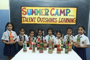 INNOCENT HEARTS SUMMER CAMP CONCLUDES