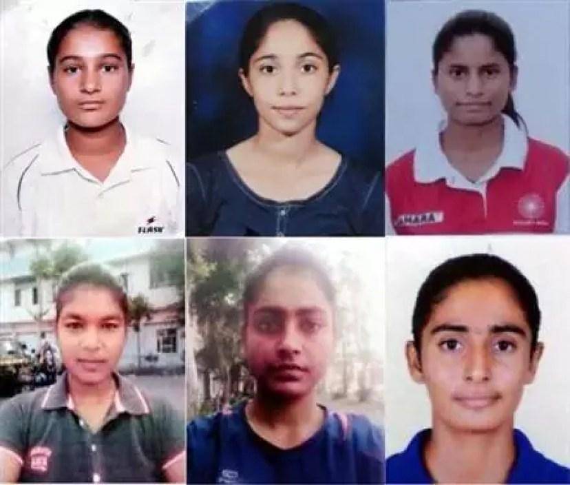 Six Khalsa Hockey Academy Girls selected for National Hockey Team