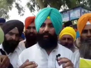 Lok Insaf Party organizes 'Protest March' against drugs and corruption to Save Punjab