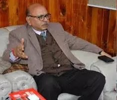 Advisor Skandan for reformative measures to develop JK's Horticulture sector