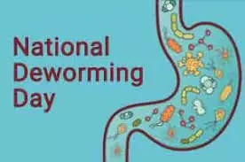 NATIONAL DEWORMING DAY - HEALTH DEPARTMENT TO ADMINISTERALBENDAZOLETABLETS TO 5.37 LAKH CHILDREN