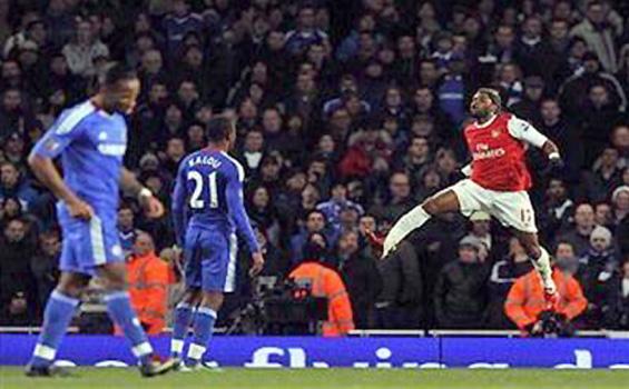 Arsenal Ngamuk! Bekuk Chelsea 3-1
