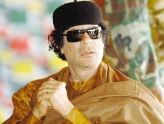 Khadafi: Jika Saya Minta, Semua Akan Terbakar