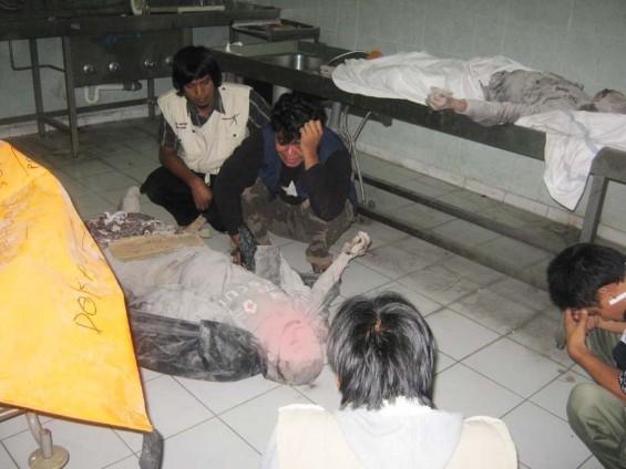 Mayat dengan Posisi Bersujud Ditemukan di Depan Rumah Mbah Marijan