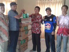 Disos PPA salurkan bantuan bencana korban banjir di Kota Lama, dan stok logistik bantuan bencana di Rohul kini mulai menipis