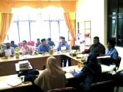 Kadisparbud, panitia JRR dan IMI Rohul, gelar rapat lanjutan JRR ke 6 tahun 2018
