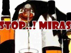Ilustrasi - Stop Minuman Keras