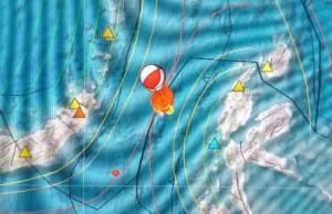 Gempa Tektonik 7,4 Magnitudo di Maluku Utara - Foto Daryono Bmkg