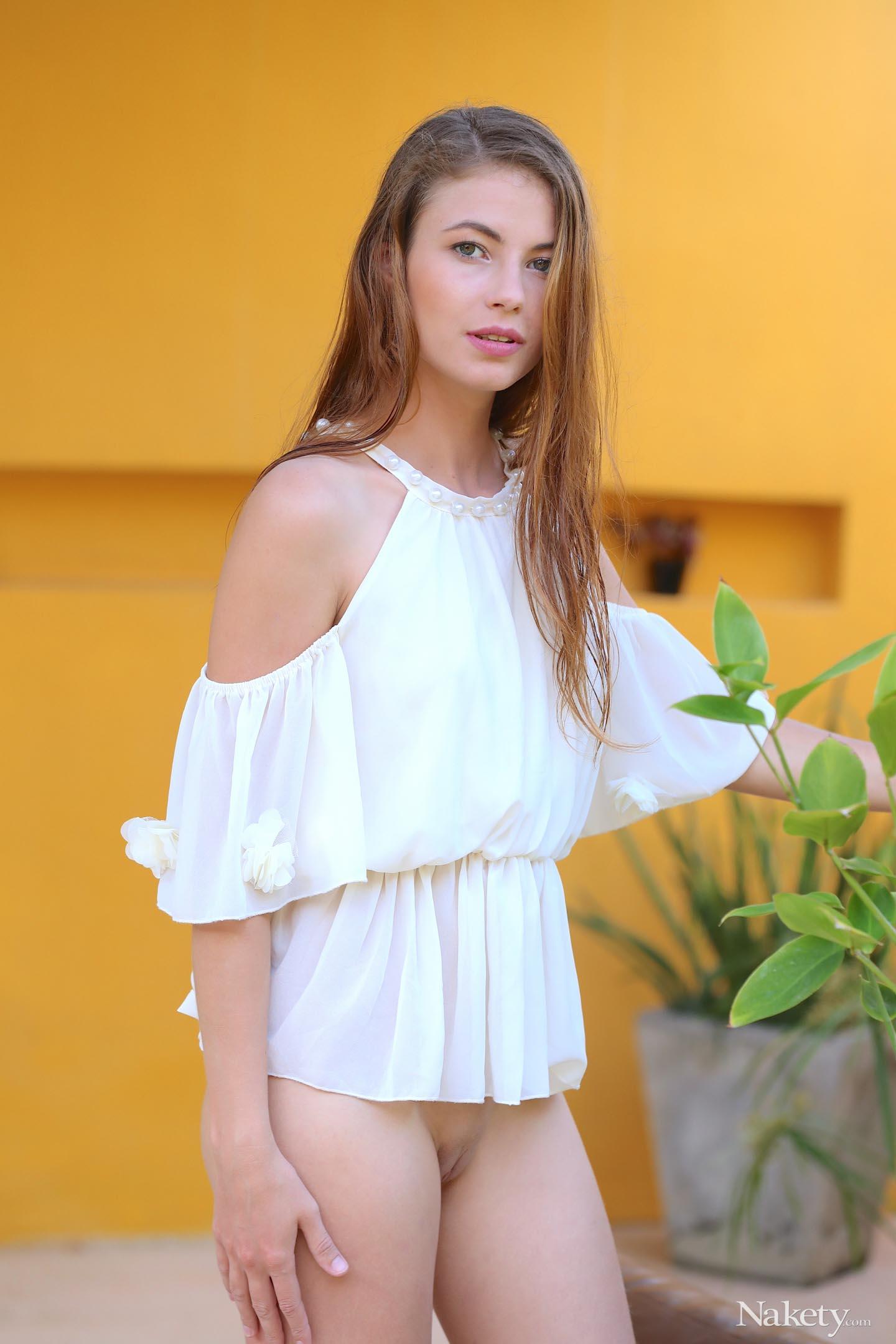 Jenna Kseniya in Warm  Tribute To Beauty