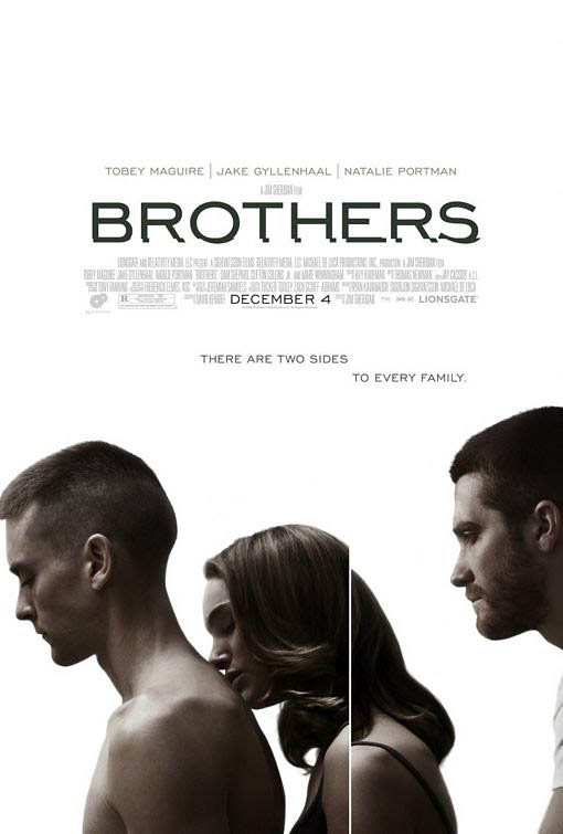 Brothers official Movie Poster