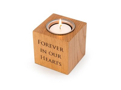 Eternity Candle Keepsake