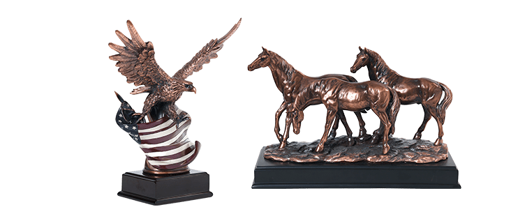 Figurine Ashes Urns