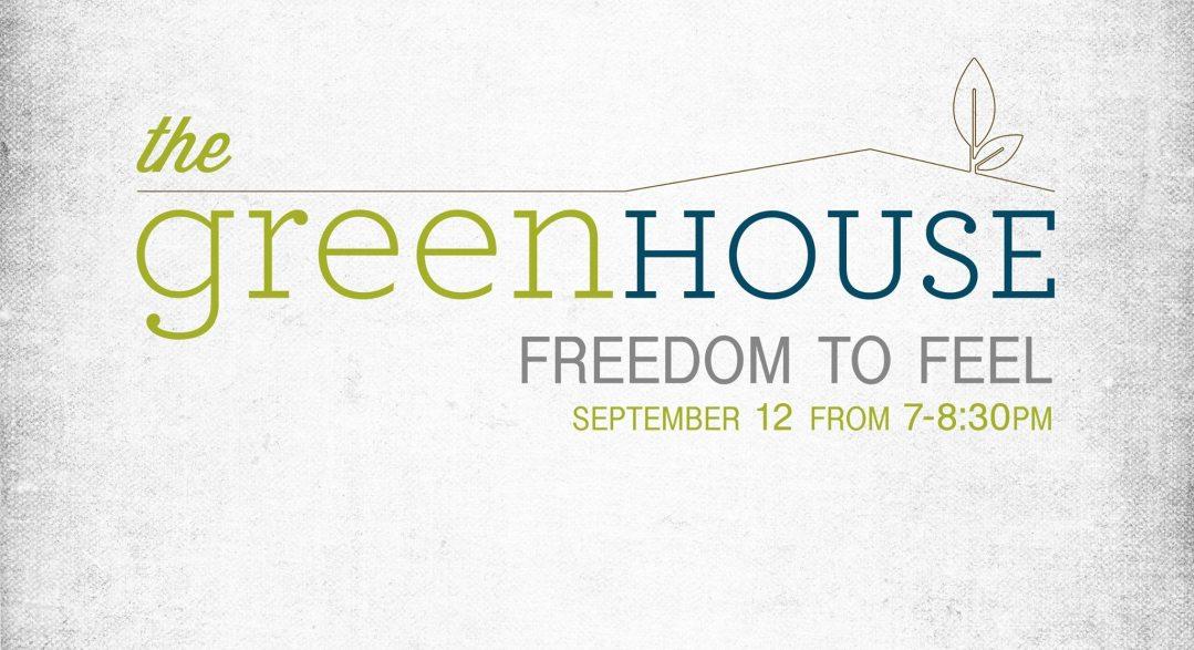 The Greenhouse: Tonight!