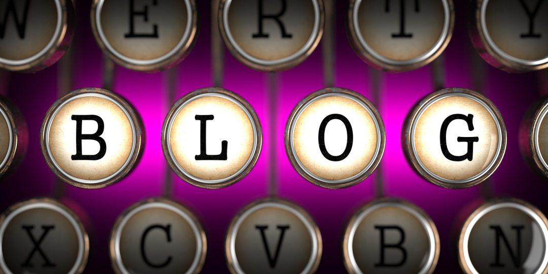 Blogging to Build Your Platform