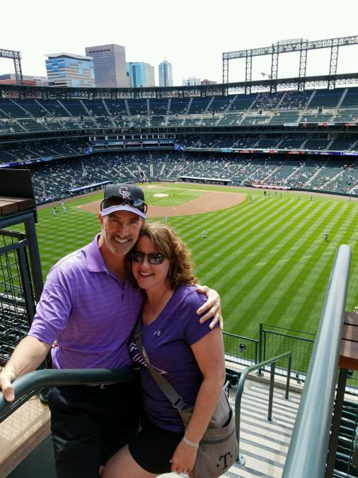 Legendary Tales from a Baseball Bride