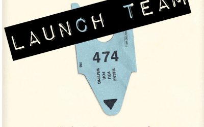 Just. You. Wait. – LAUNCH TEAM!