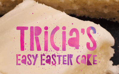 Tricia's Easy Easter Cake
