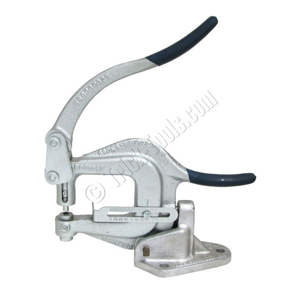 Roper Whitney Hole Punch