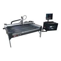 AP6000, Arclight Dynamics 5x5 CNC Plasma Table
