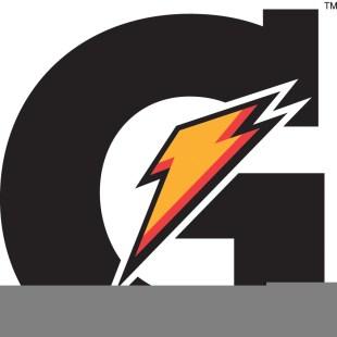 G logos Gatorade illuminati