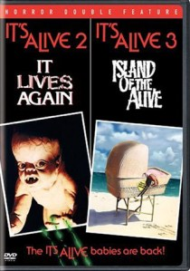 it's alive movie logo