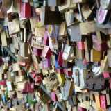 Love Padlocks - Cadenas de l'amour