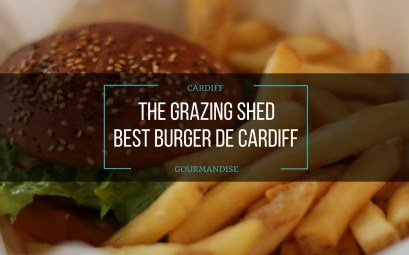 Le super menu du Grazing Shed