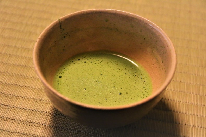 Thé matcha traditionnel