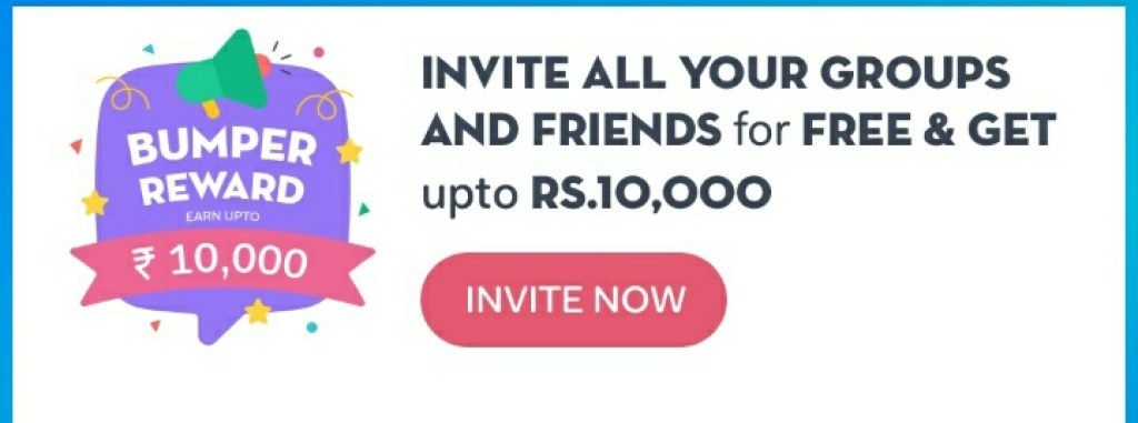 Hike app refer and earn